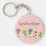 Godmother Gifts for Any Occasion Key Chain