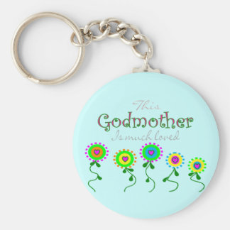Godmother Gifts for Any Occasion Keychain