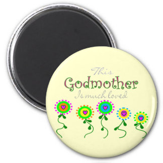 Godmother Gifts for Any Occasion Refrigerator Magnets