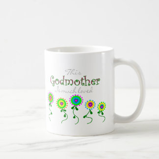 Godmother Gifts for Any Occasion Classic White Coffee Mug