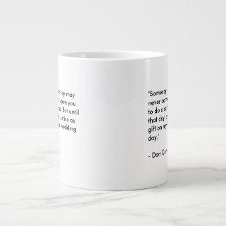 Godmother Large Coffee Mug