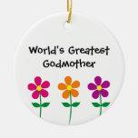 Godmother Ornament
