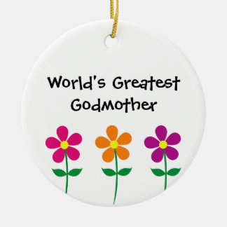 Godmother Ornament