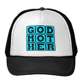 Godmother s Protector Trucker Hat