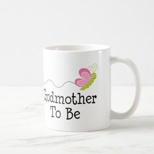 Godmother To Be Gift Coffee Mug