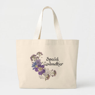 Godmother tribute canvas bags