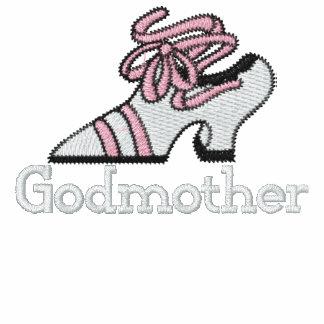 Godmothers Vintage Footwear Embroidered Shirt