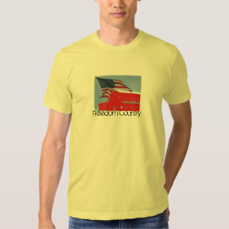 godncountry, Freedom Country Tshirt