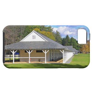 Godolphin & Darley Stables at Saratoga iPhone SE/5/5s Case