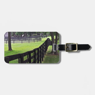 Godolphin & Darley Stables at Saratoga Travel Bag Tags