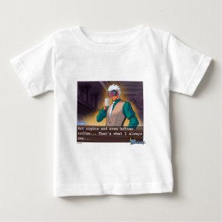 "Godot - ""Hot Nights"" Baby T-Shirt"