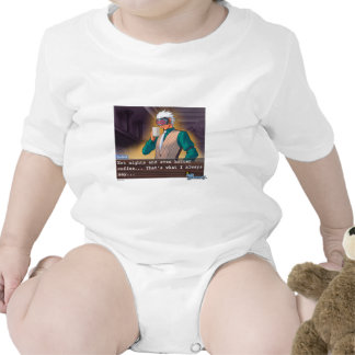 Godot - Hot Nights Baby Bodysuits
