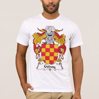 Godoy Family Crest T-Shirt