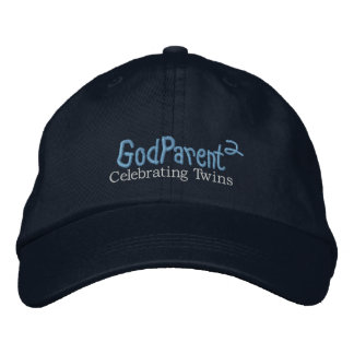 GodParent (MDrk) Embroidered Hat