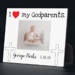"""Godparents baptized plaque<br><div class=""""desc"""">godparents</div>"""
