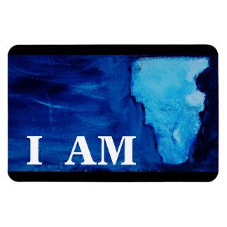 GOD'S ANSWER (I AM) MAGNET