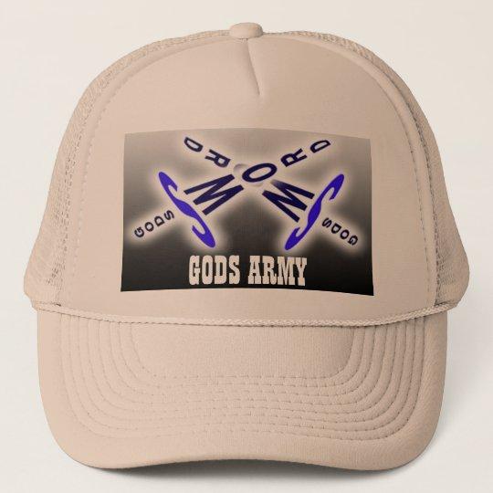 Gods Army Trucker Hat