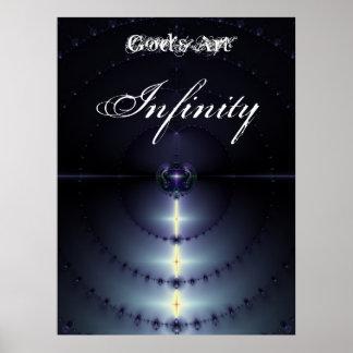 "God's Art  ""Infinity"" Print"