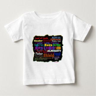 God's Attributes Baby T-Shirt
