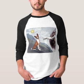 God's Basenji T-Shirt
