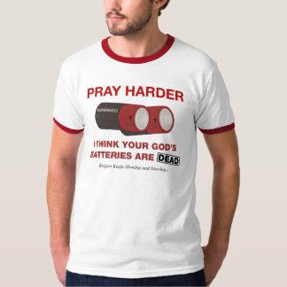 God's Batteries Are Dead T-Shirt