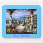God's Beauty Mouse Pad