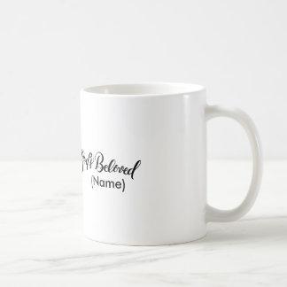 God's Beloved Custom Coffee Mug
