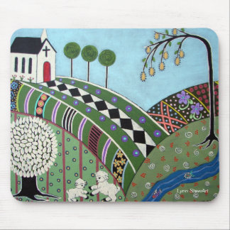 """""""God's Country"""" Mouse Pad"""