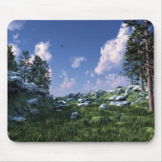 God's Country Mouse Pad