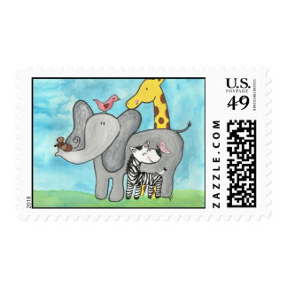 God's Creatures BIG & small Stamps