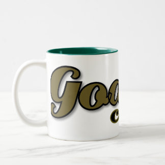 God's Crew Christian coffee mug