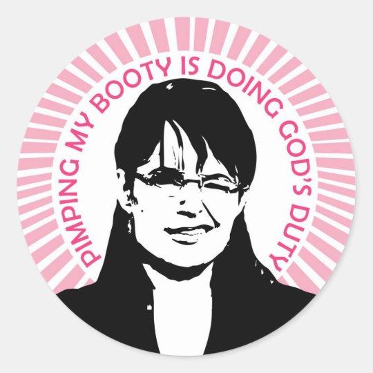 God's Duty Sticker