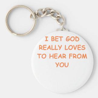 god's ear keychains