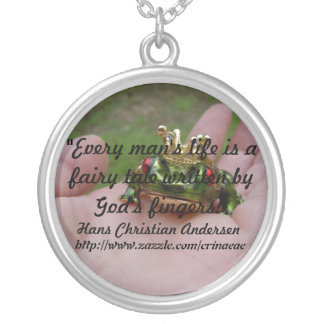 God's Fairy Tale Necklace
