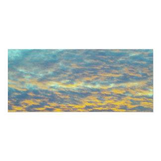 GOD'S Fingerprints in the Clouds Bookmark Custom Invites