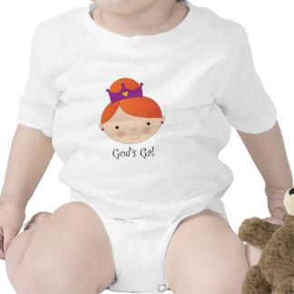 God's Gal Redhead T-Shirt