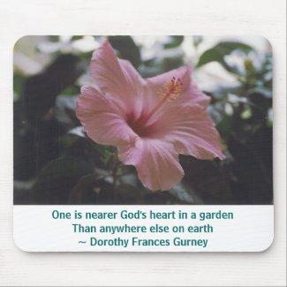 God's Garden - mousepad mousepad