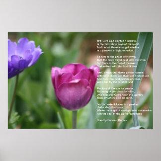God's Garden Poster