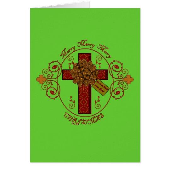 God's Gift Card