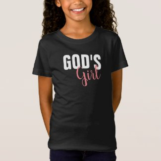 God's Girl Kids T-Shirt