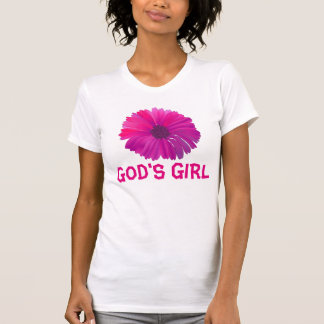 GOD'S GIRL T-shirts