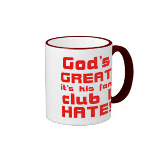 Gods Great Mug