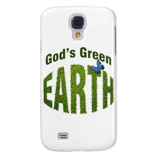 God's Green Earth Samsung S4 Case