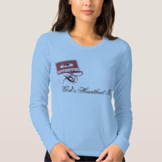 God's Heartbeat Is Souls! Tee Shirt