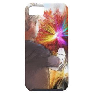 Gods law1 iPhone SE/5/5s case