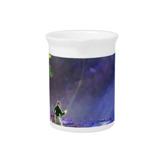 God's Light Beverage Pitcher