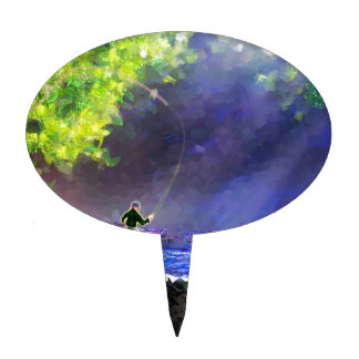 God's Light Cake Topper