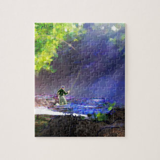 God's Light Jigsaw Puzzle
