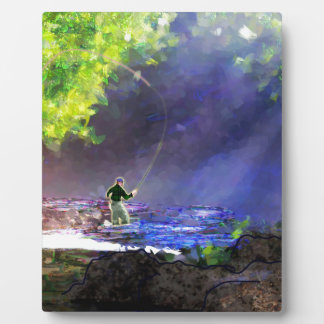God's Light Plaque