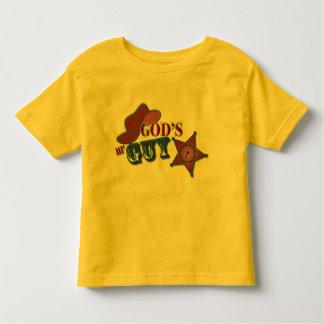 God's lil' guy t-shirt